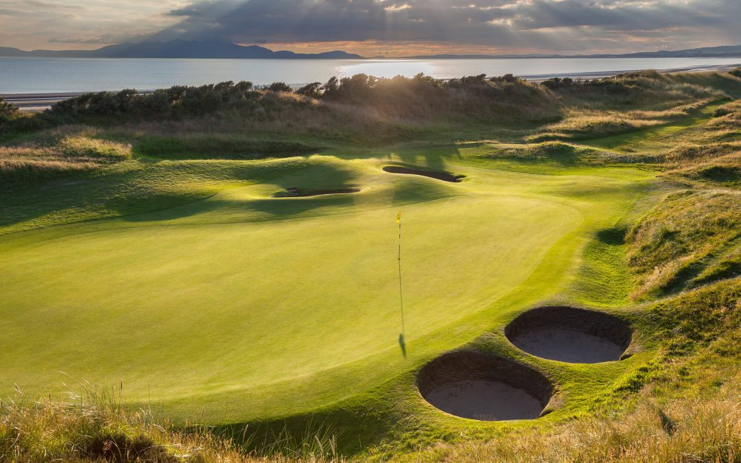 WORLD'S 100 GREATEST GOLF COURSES 2018